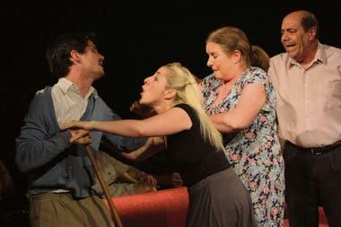El director Nelson Valente la estrenó en su teatro de la zona sur bonaerense