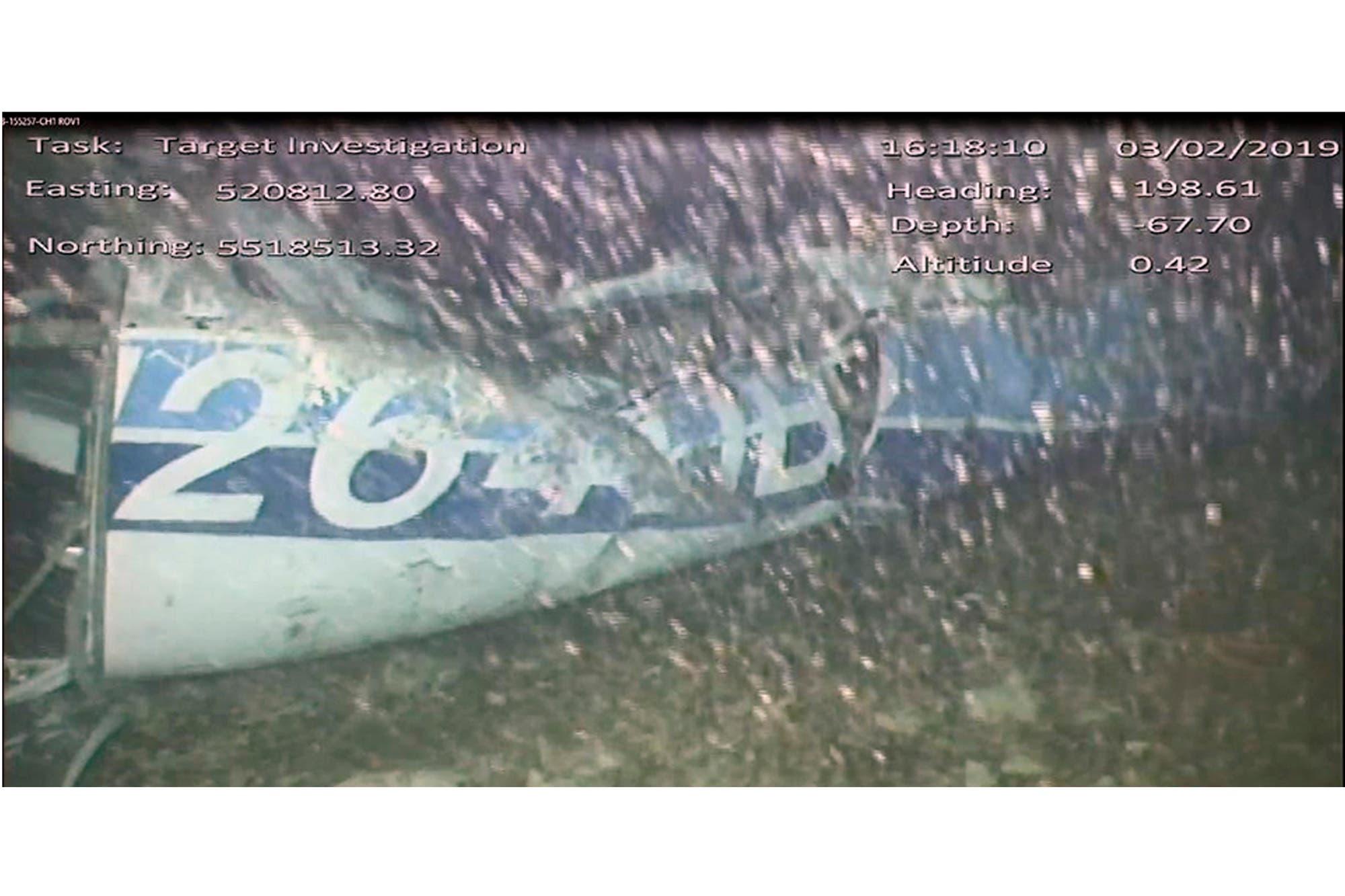 Confirman que el cuerpo hallado en el Canal de la Mancha es el de Emiliano Sala