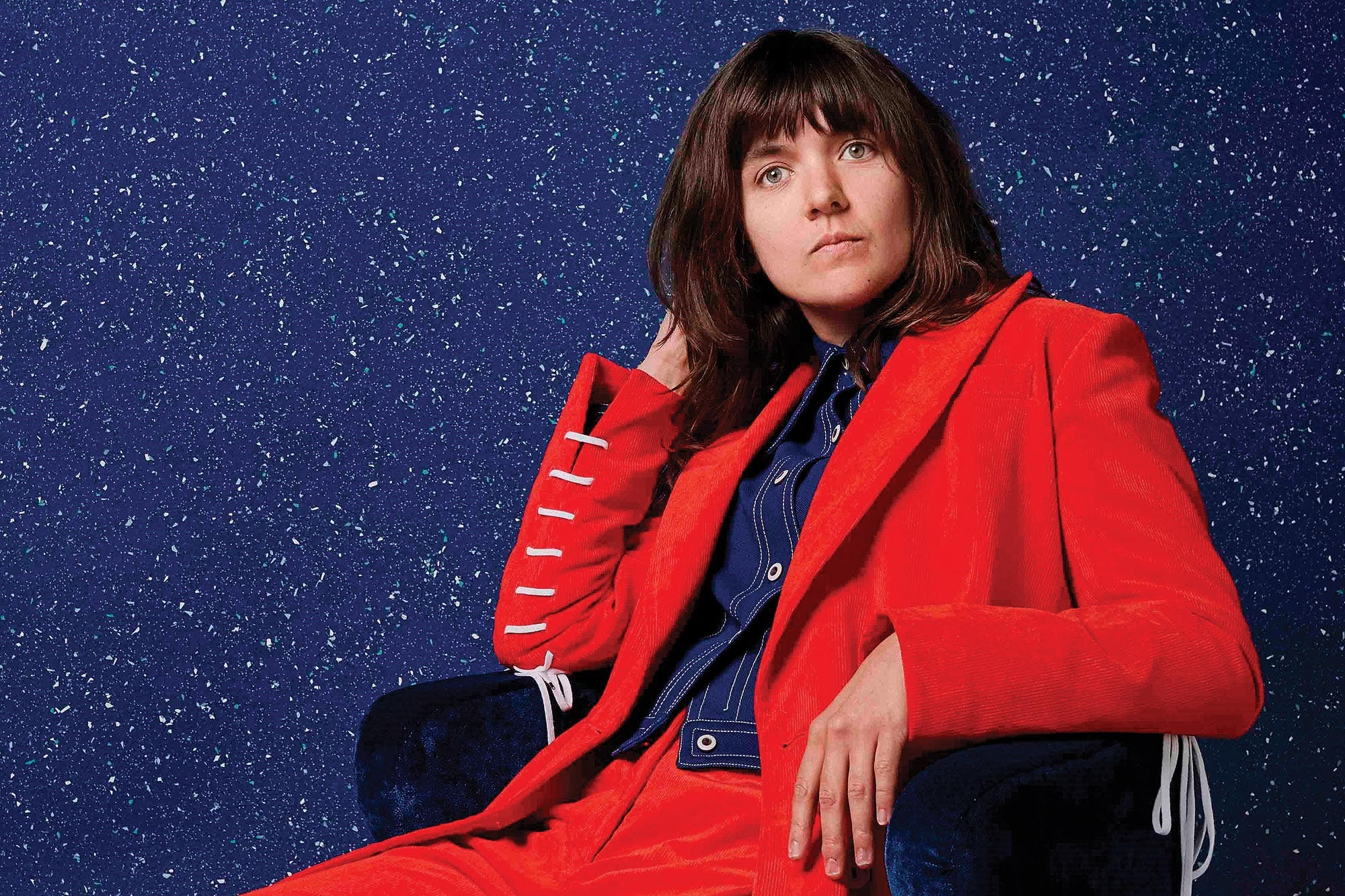 Courtney Barnett: girl power australiano en Buenos Aires