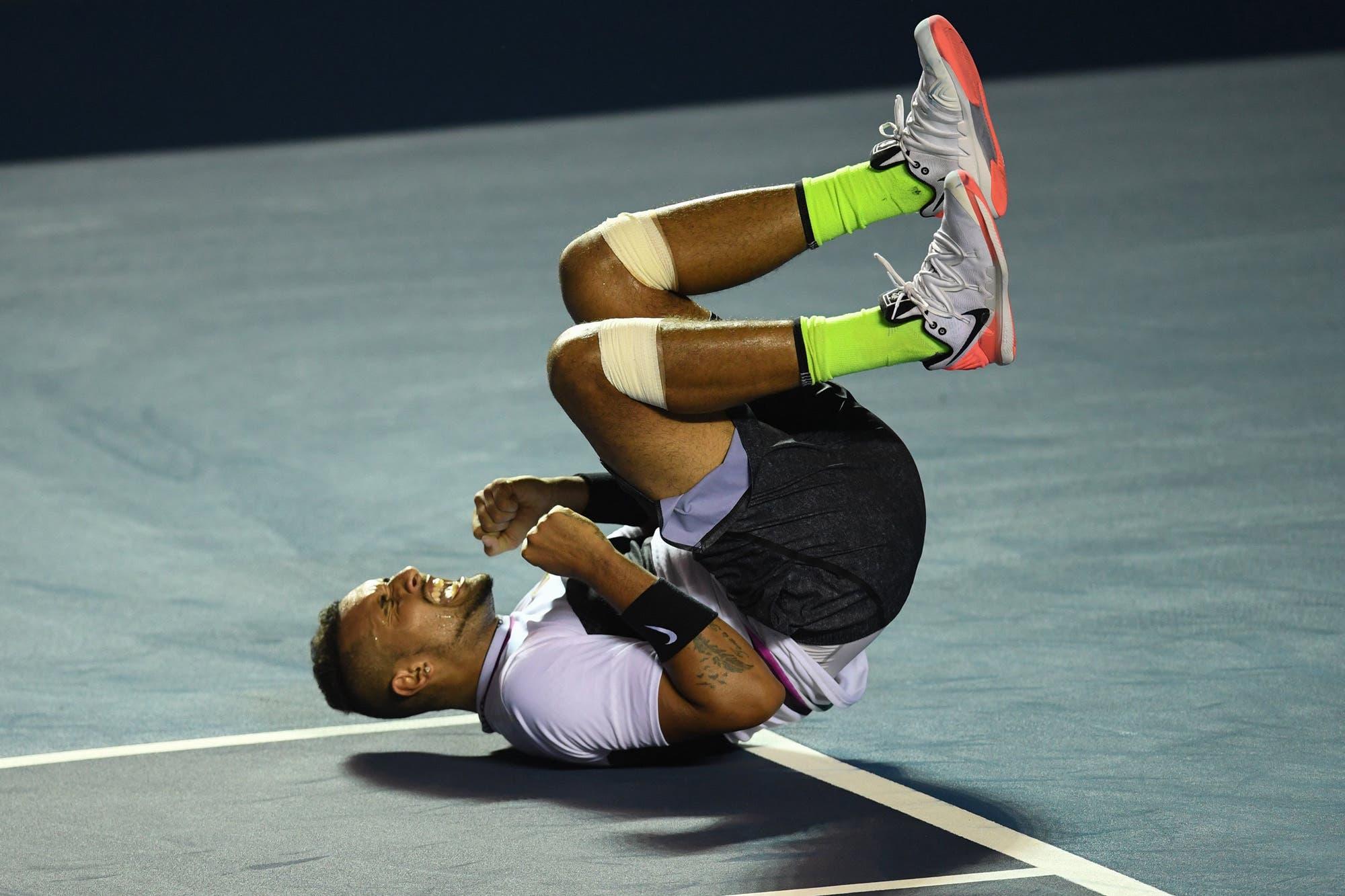 La crítica de Rafael Nadal a Nick Kyrgios por su show de provocaciones en el ATP 500 de Acapulco