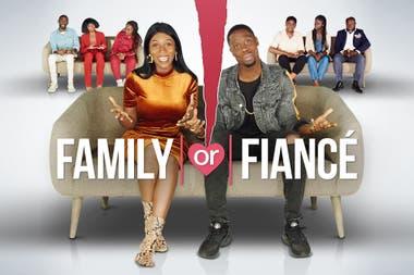 ¿La pareja o la familia? Esa es la cuestión en este reality del canal de Oprah Winfrey