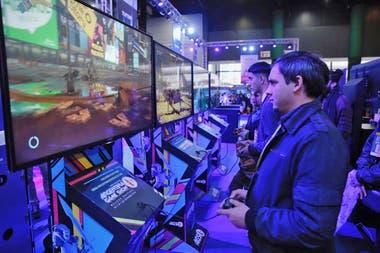Los gamers pueden trabajar en empresas del rubro