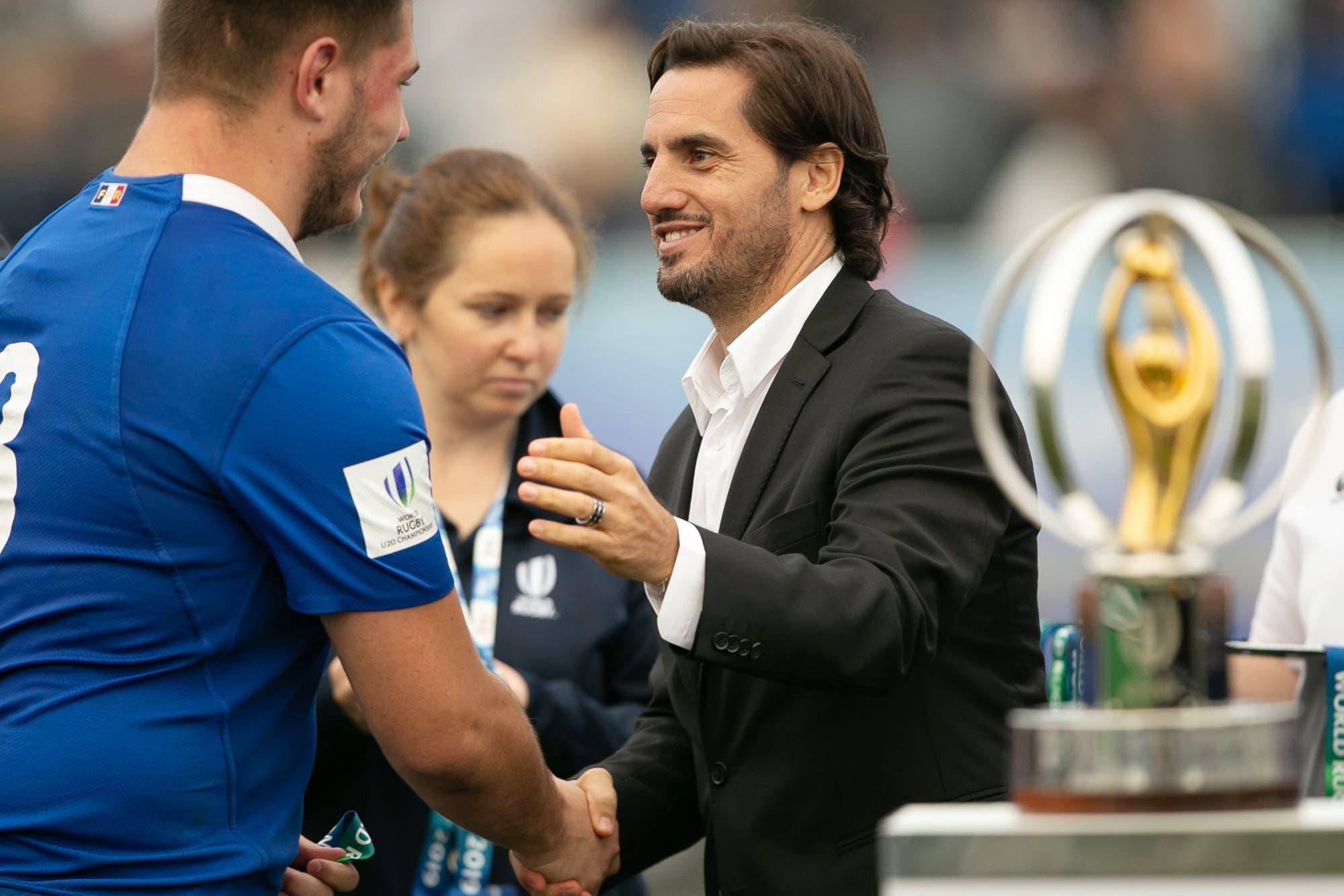 """Agustín Pichot: """"Yo soy del rugby amateur, pero también entiendo que las reglas cambiaron"""""""