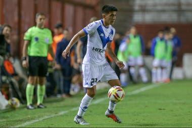 Thiago Almada está en duda en Vélez.