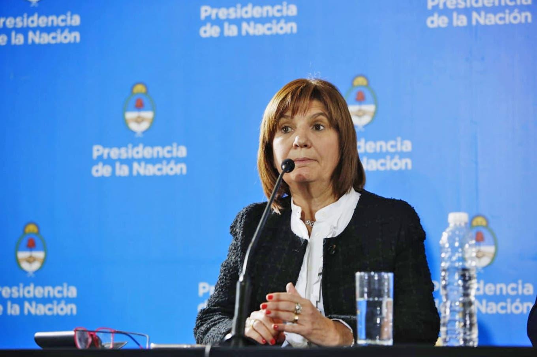 """Patricia Bullrich negó que piense irse del país si gana Alberto Fernández: """"Pase lo que pase, no me voy"""""""