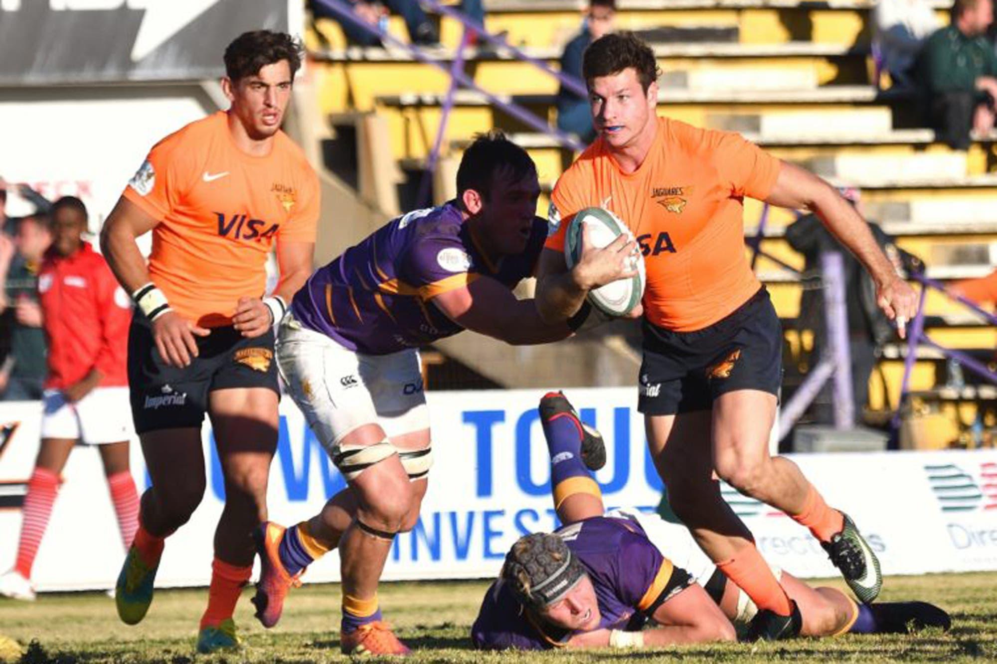 Otra final para el rugby argentino: Jaguares XV va por el título de su categoría en la Currie Cup