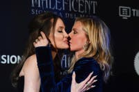 Estrellas en un flash: del besito de Michelle Pfeiffer y Angelina Jolie al regreso de Don Johnson