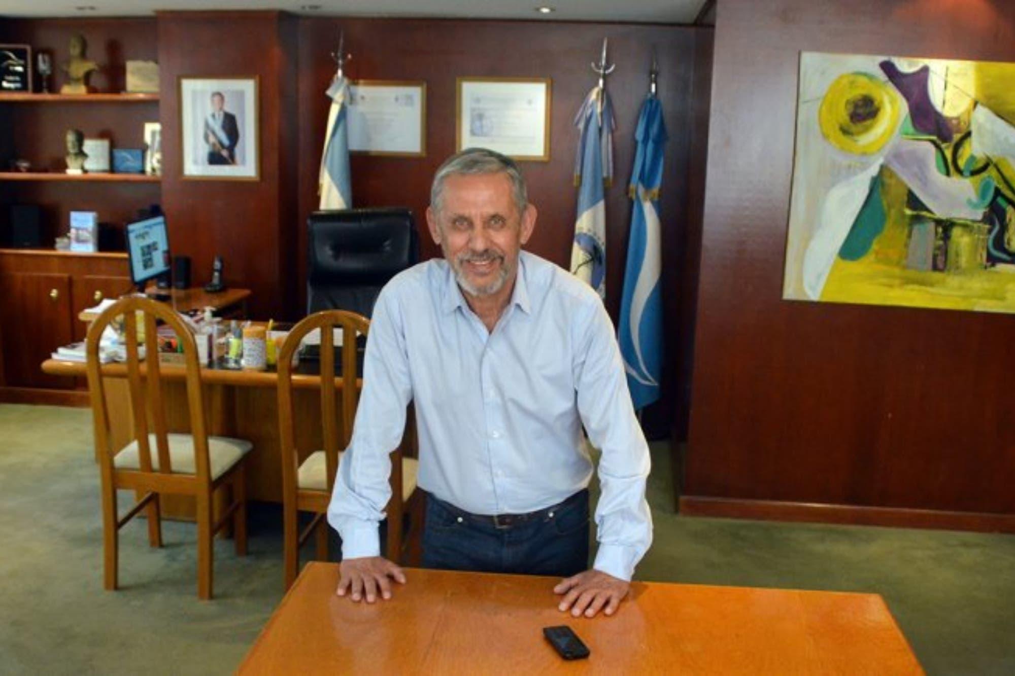 """Quién era Horacio """"Pechi"""" Quiroga, el primer intendente radical electo cuatro veces en Neuquén"""