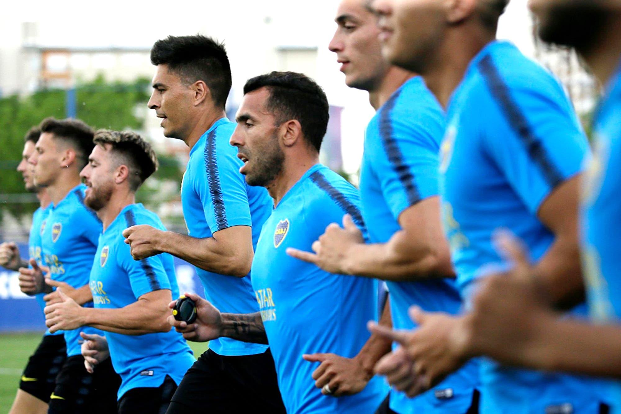 Tevez-Riquelme: lo que falta para que haya acuerdo y el capitán siga en Boca