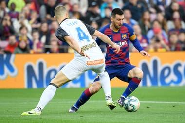 Messi transforma en rutina lo que debería ser una excepción