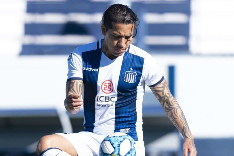 Córdoba: un jugador de Talleres involucrado en un incidente de tránsito en plena cuarentena