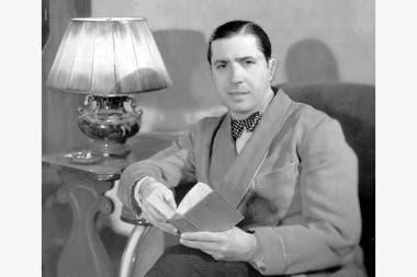 Foto del 17 de junio de 1934, del archivo de LA NACION