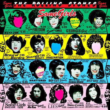 Some Girls. The Rolling Stones (1978)