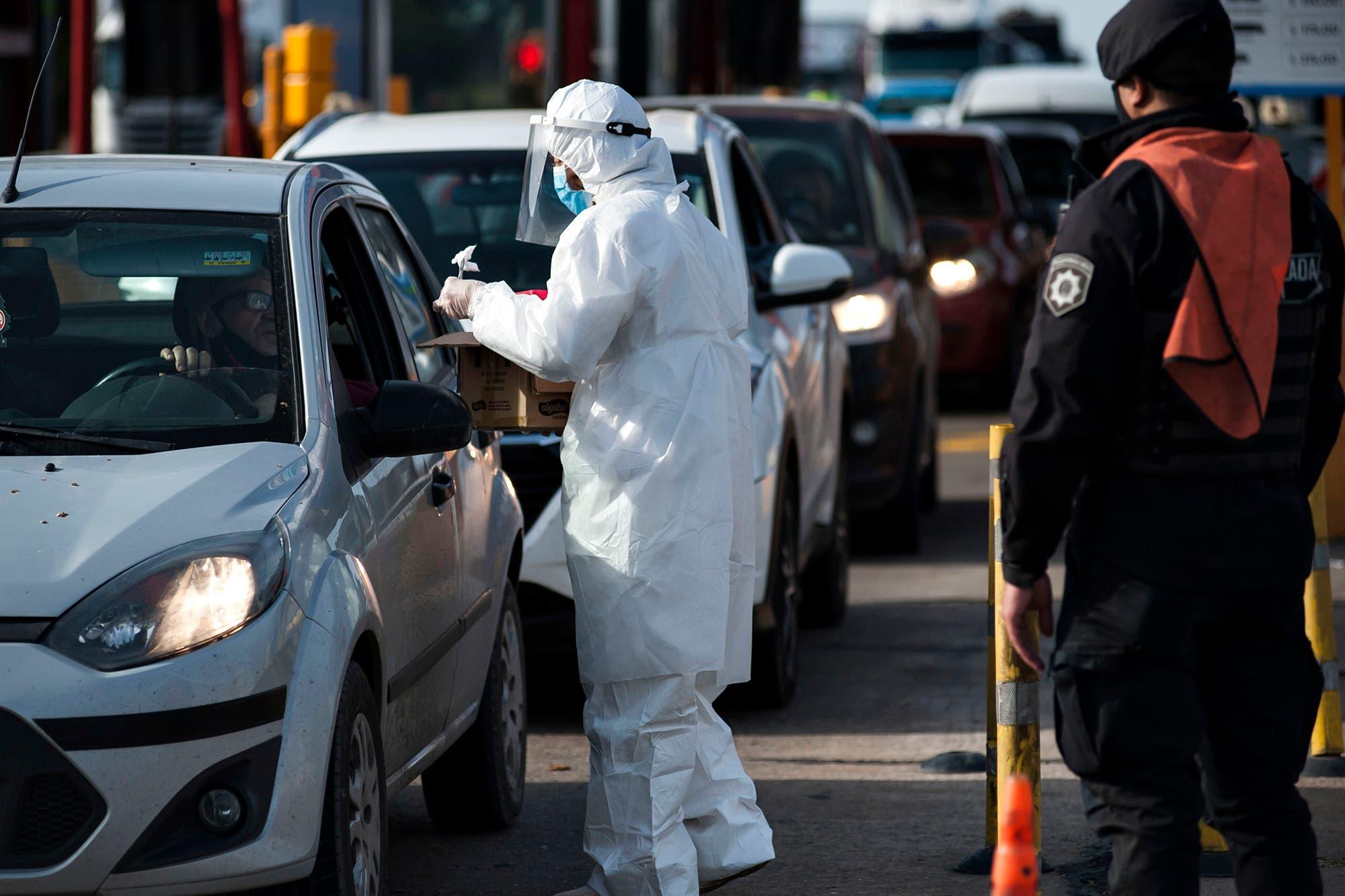 Coronavirus en la Argentina: 120 muertos y 5939 nuevos contagios
