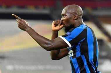 Lukaku ya hizo 31 goles en 39 partidos oficiales en su primera temporada en Inter; el belga está imparable