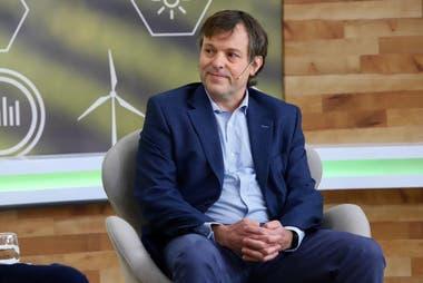 Hernán Busch (Banco Galicia)