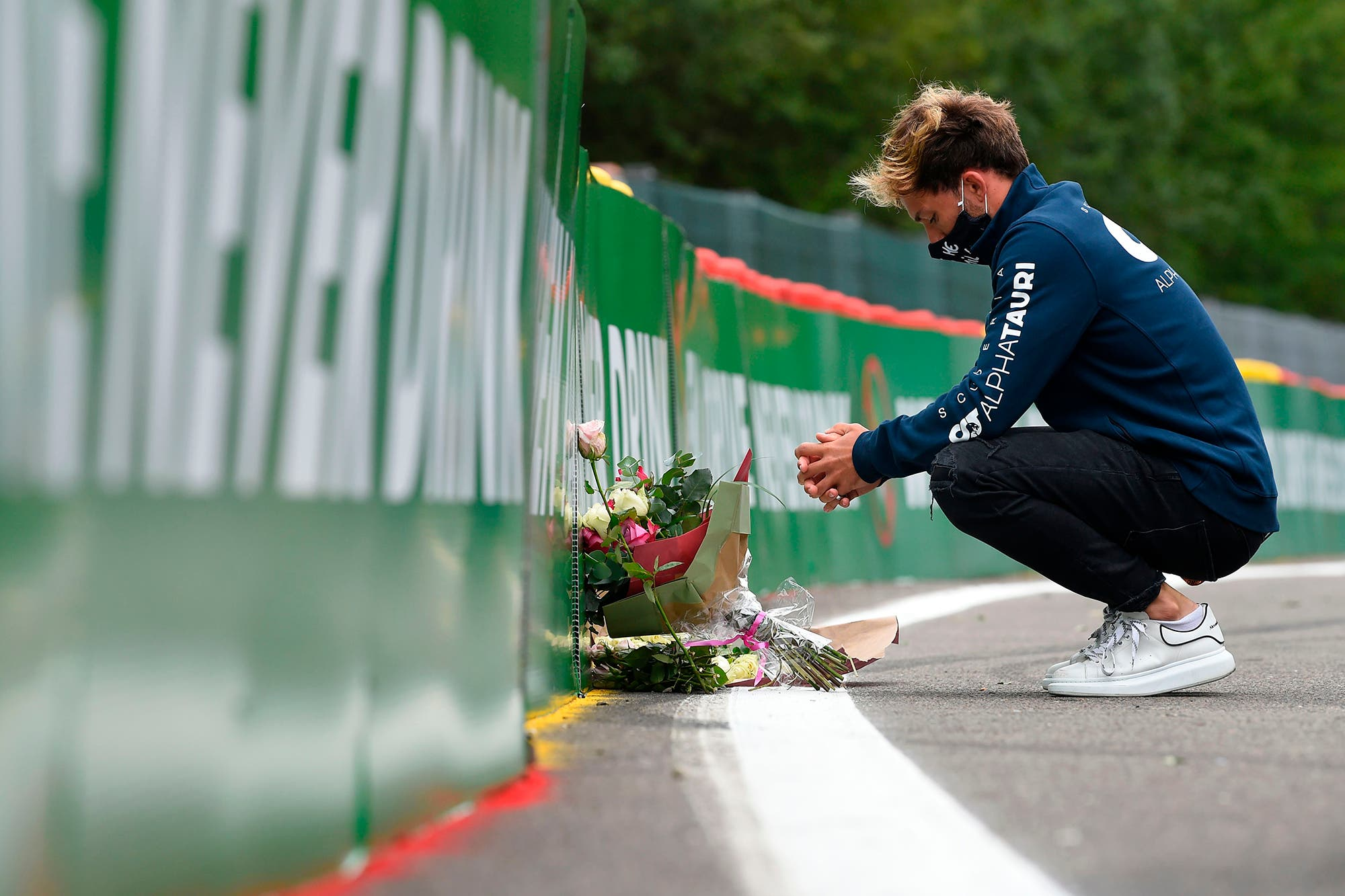 Fórmula 1. La hora de Spa-Francorchamps, un escenario histórico y el recuerdo de la tragedia de 2019