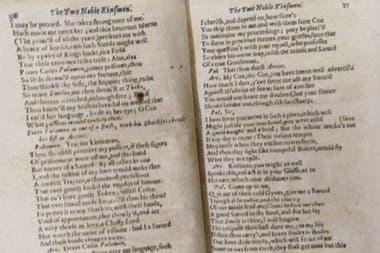 Los dos nobles caballeros de 1634