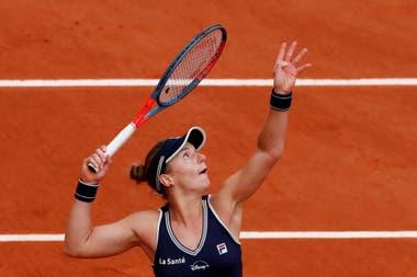 Podoroska ganó 14 títulos en individuales y 7 en dobles