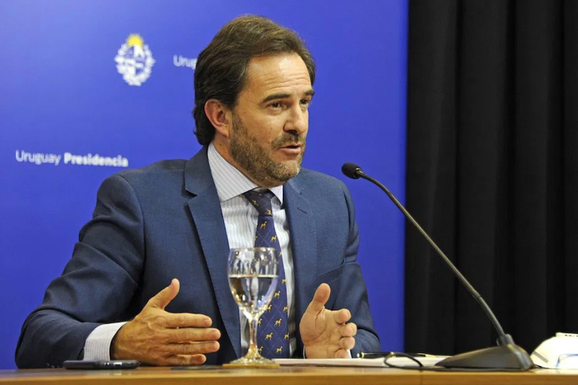 """El ministro de Turismo de Uruguay, sobre el cierre de fronteras: """"Hemos tomado la decisión con mucho dolor"""""""
