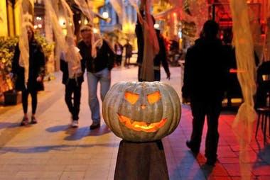 Este año coincide con Halloween.