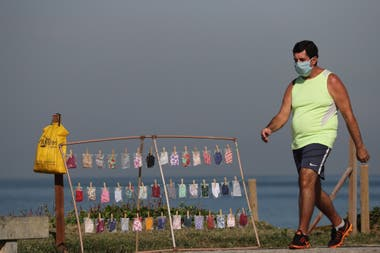 Una ventaja que le ven los viajeros a Brasil es que no impone restricciones ni obliga a hacerse test de coronavirus