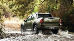Duster Oroch, la primera pick up de Renault