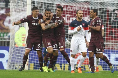 final San Lorenzo vs. Lanús