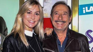 Guillermo Francella y Marynés Breña: los flechazos existen y