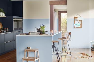 Deco 4 colores que son tendencia para pintar tu cocina la nacion - Que color puedo pintar mi cocina ...