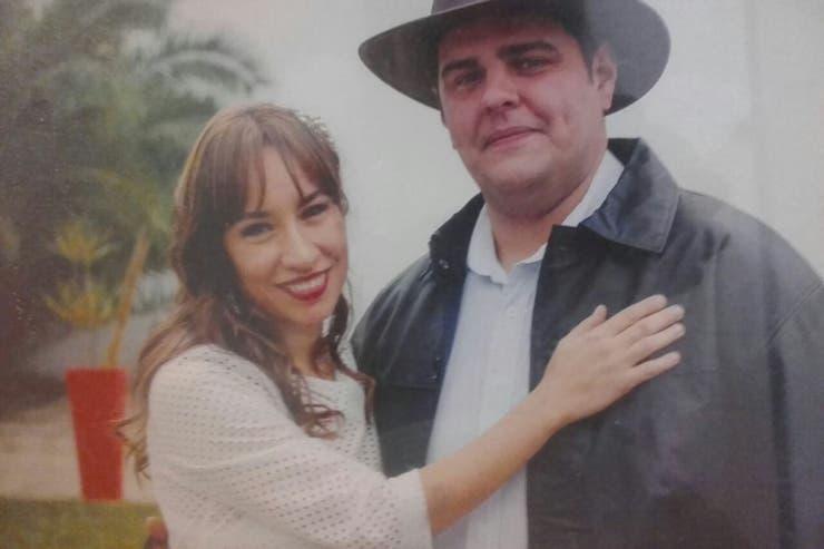 Matías y Virginia están en pareja hace más de 12 años y se casaron en el 2016 cuando decidieron adoptar