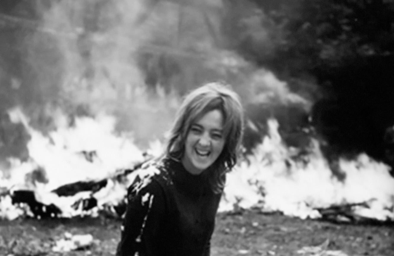 """En 1963 realizó """"La destrucción"""", su primer happening, en el que quemó todas las obras que había hecho en París"""