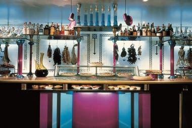 Este fin de semana podrá visitarse en el Faena Art Center la sucursal del restaurante icónico de la escena artística neoyorquina de los años 80