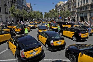 Además de Madrid y Barcelona, las protestas se extienden a varias ciudades