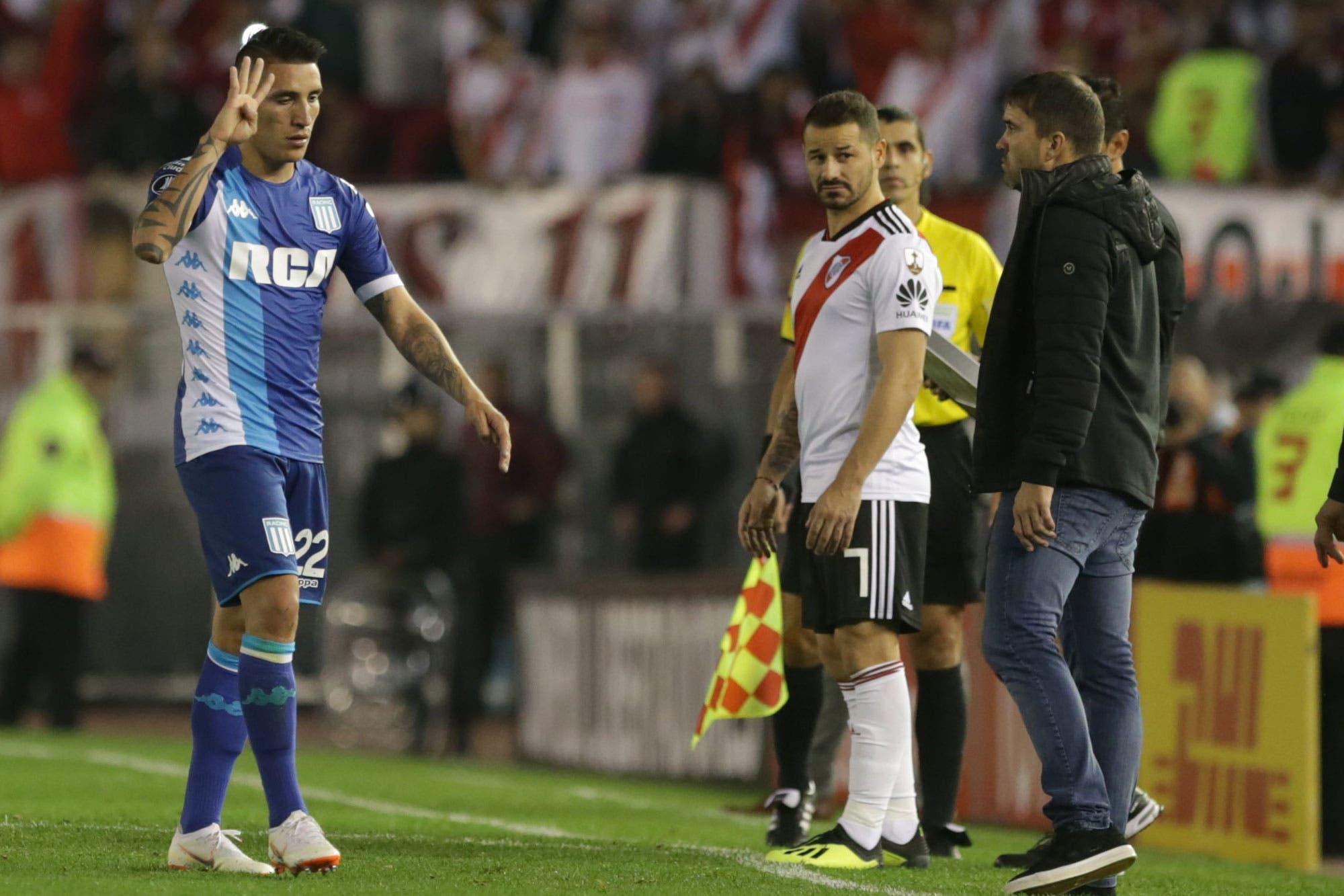 La historia detrás de la agresión entre Enzo Pérez y Ricardo Centurión: qué dijeron los futbolistas