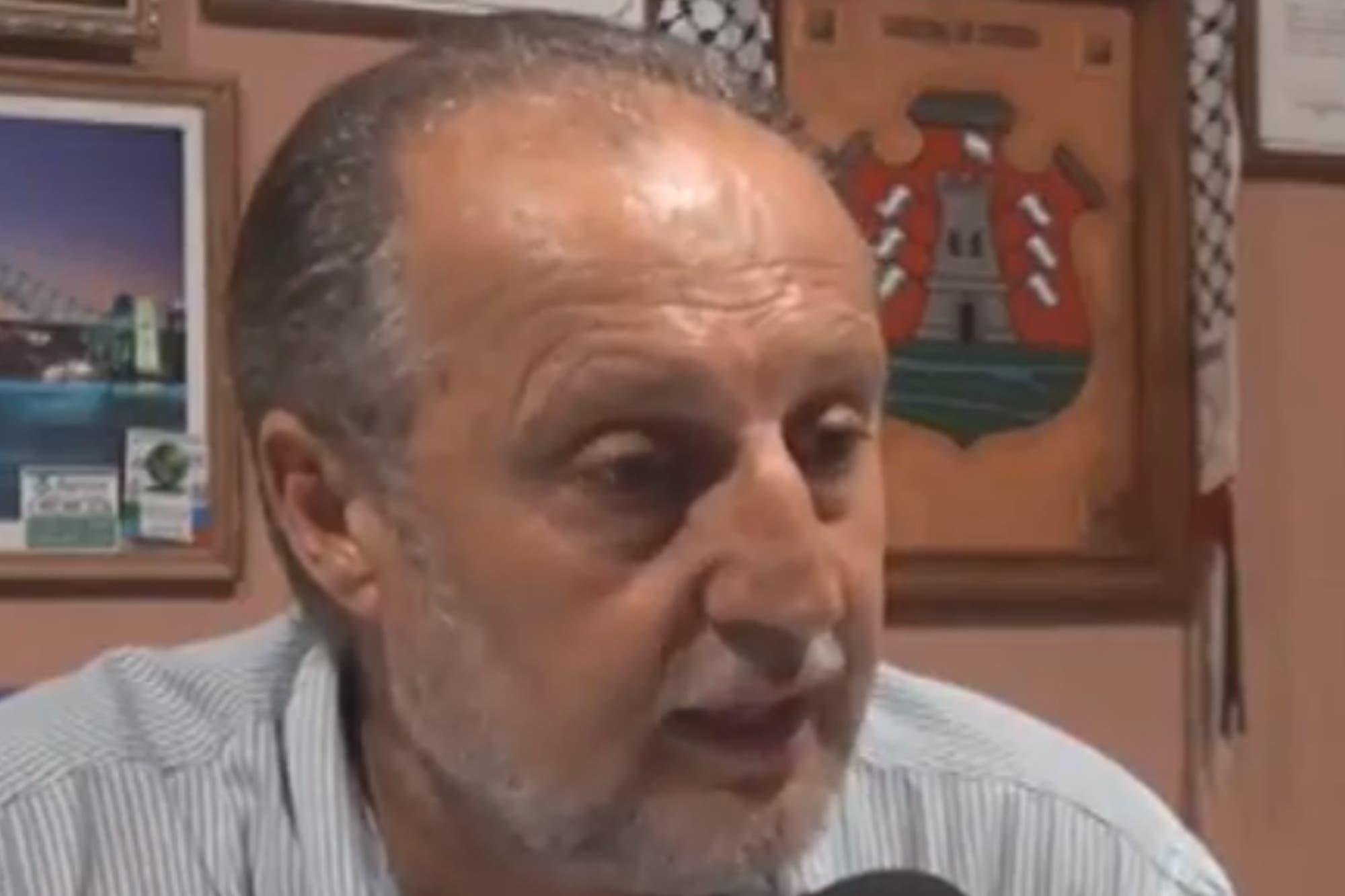 Apuñalaron a un intendente de Córdoba durante un evento: hay un detenido