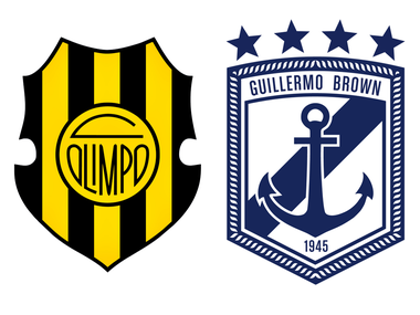 Olimpo-Guillermo Brown