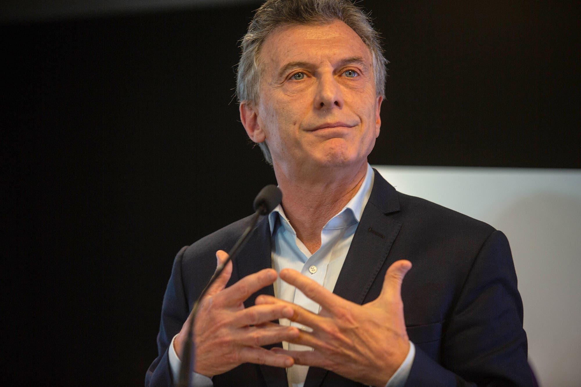 """Mauricio Macri trasladó a Boca y a River la posibilidad de que se juegue con público visitante: """"Es una decisión de los clubes"""""""