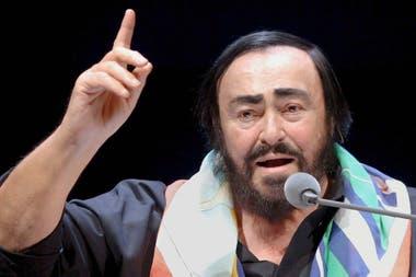 Los herederos de Pavarotti en Italia también le reclamaron a Trump