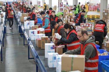8cafe02b0e8c E-commerce: China bate su récord de compras online durante el Día ...