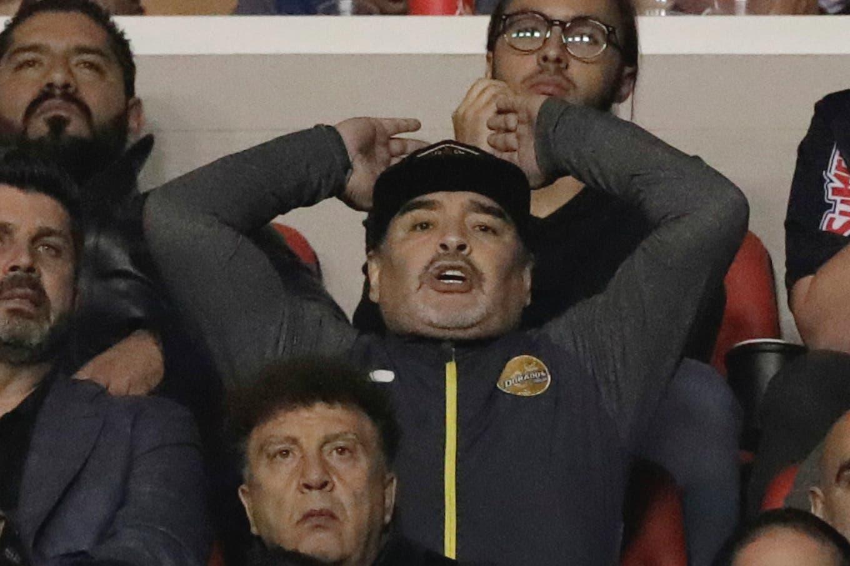 La frustración de Maradona: Dorados perdió en el suplementario la final por el ascenso en México