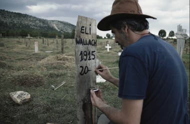 Desenterrando Sad Hill, sobre el cementerio creado por Sergio Leone en Murcia para su film The Good, the Bad and the Ugly