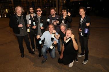 Pelleriti creó más de una docena de vinos junto a músicos como Jaime Torres, Pedro Aznar, Coti Sorokin y Juanchi Baleirón