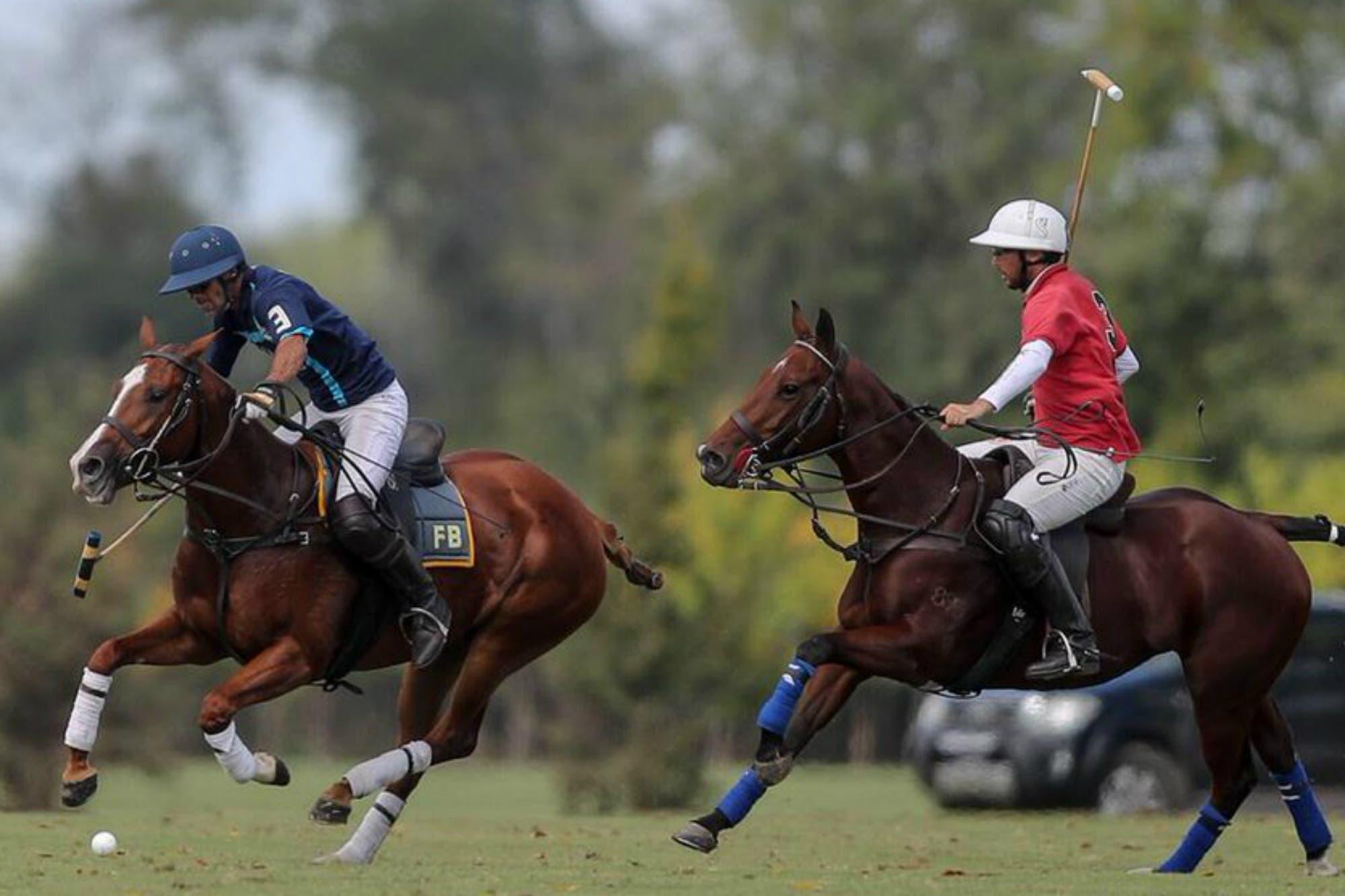 Los hijos de Lolo Castagnola y sobrinos de Adolfo Cambiaso van por otro título en un tradicional torneo de polo