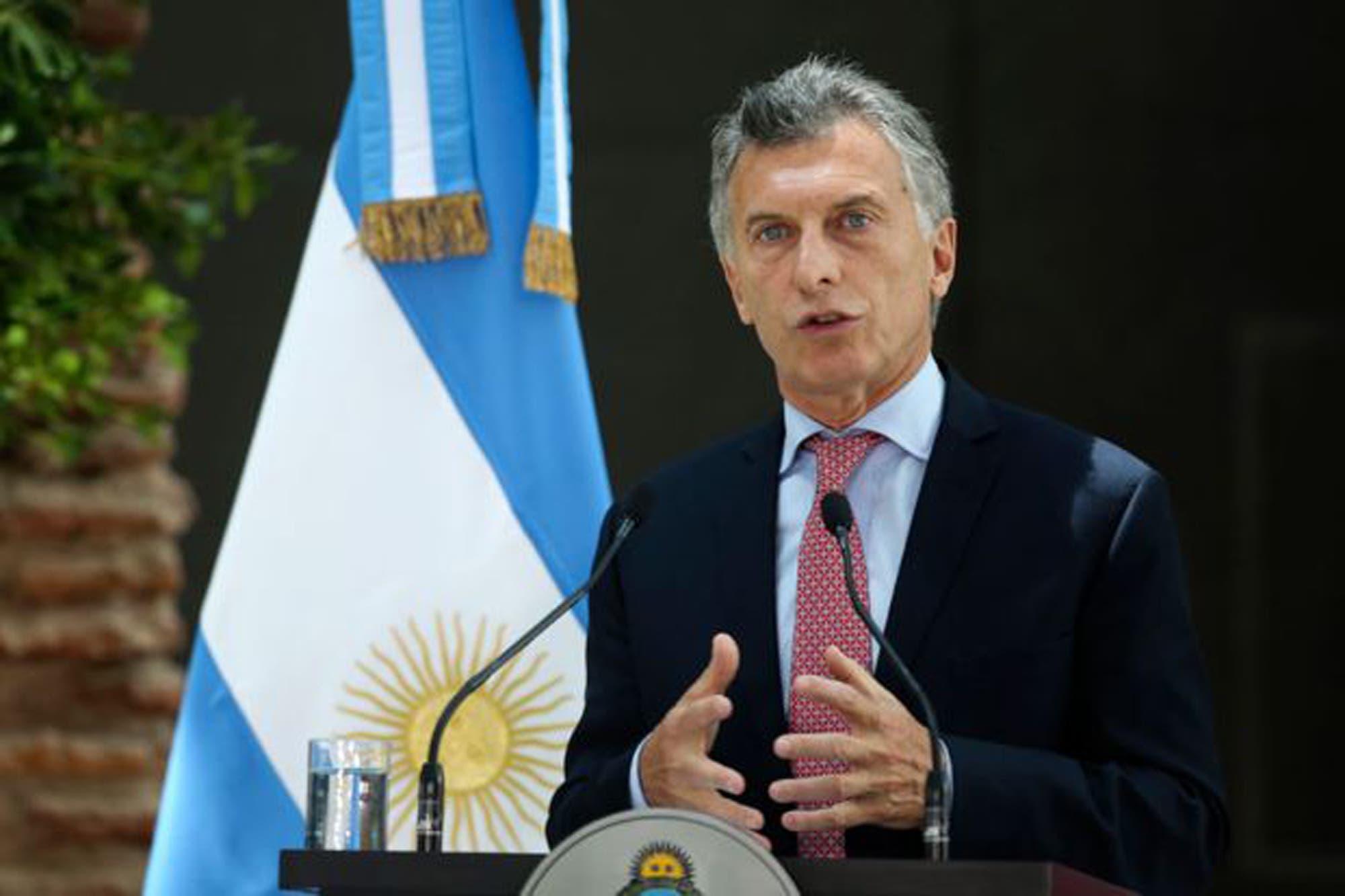 Mauricio Macri defendió a los intelectuales que expresaron su apoyo al Gobierno