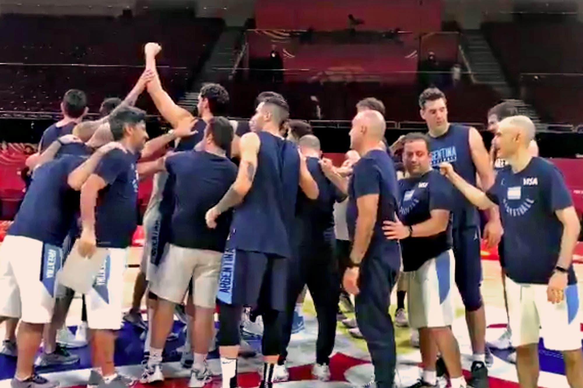 Mundial de básquet. Oveja Hernández, el cerebro detrás de la selección argentina que hace historia en China