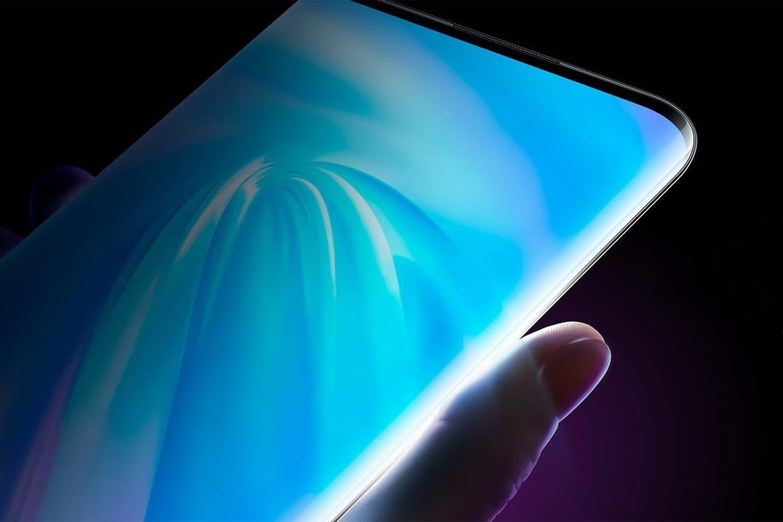 Vivo Nex 3, el celular con una pantalla tan grande que no queda lugar para los botones