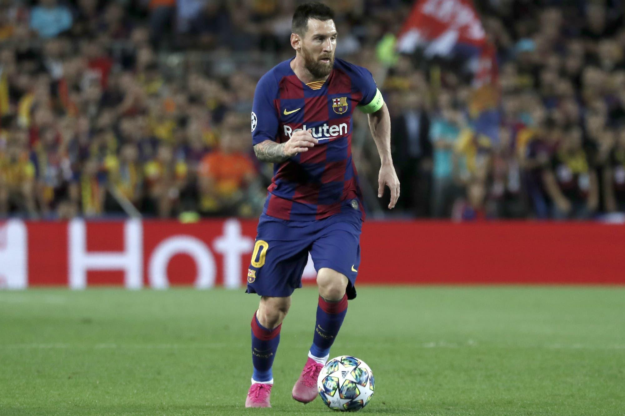 Champions League. Lionel Messi, tras crear la jugada del triunfo, habló de su físico y la relación con Griezmann