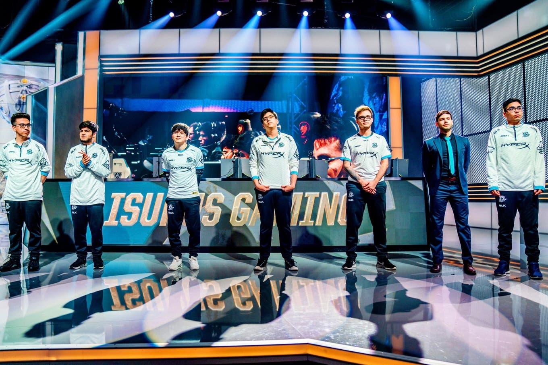 League of Legends: Isurus, el equipo argentino, quedó eliminado en la puerta de la fase final del Mundial