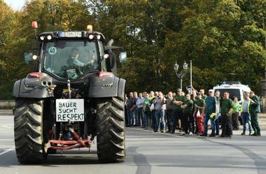 Los productores alemanes no quieren ser vistos como contaminadores